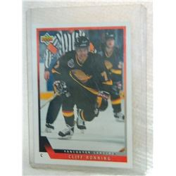 HOCKEY CARD - CLIFF RONNING - #211