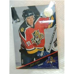 HOCKEY CARD - DAVE LOWRY - #238