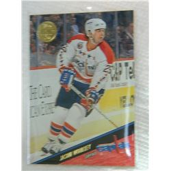HOCKEY CARD - JASON WOOLLEY - #273
