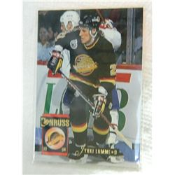 HOCKEY CARD - JYRKI LUMME - #347