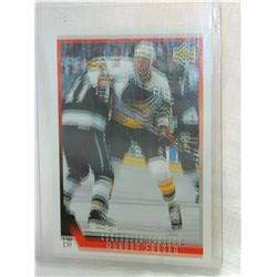 HOCKEY CARD - MURRY CRAVEN - #410