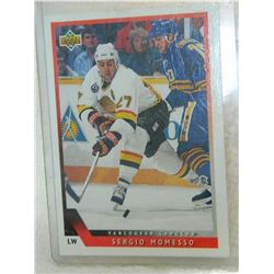 HOCKEY CARD - SERGIO MOMESSO - #104
