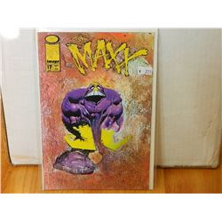 MAXX 17 JULY 1995 - NEAR MINT- WITH SLEEVE & BOARD