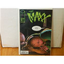 MAXX 34 DEC 1997 - NEAR MINT - WITH SLEEVE & BOARD