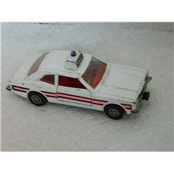 METAL TOY - CORGI - FORD COTINA GXL POLICE CAR - WHIZZWHEELS