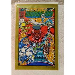 ROB LIEFELO YOUNG BLOOD - 2 COMIC BOOKS IN ONE - 1st ISSUE - 2nd PRINT - DOUBLE SIDED - FLIP BOOK TO