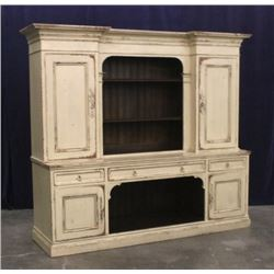 Large Habersham Home Sussex Cabinet - 9 Feet