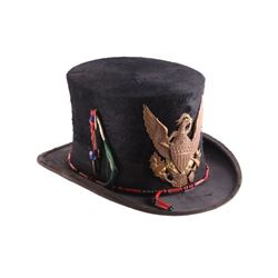 Sioux Native American Indian Top Hat