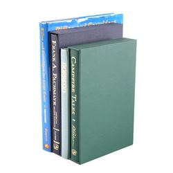 Hardcover Hunting Book Collection