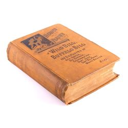 Heroes of the Plains by Buel First Edition 1889