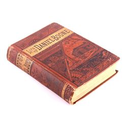 Life of Daniel Boone by Hartley 1st Edition 1865