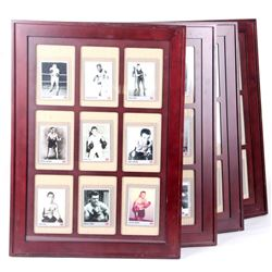 Framed All World Boxing Trading Cards