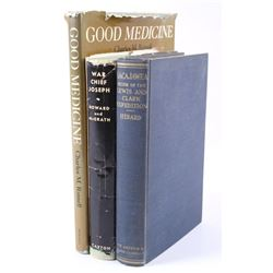 Collection of Three Western Books