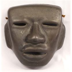 Dona Rosa Ceremonial Mexican Pottery Mask