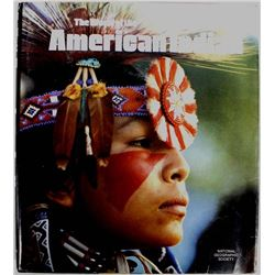 The World of the American Indian, Hardback Book