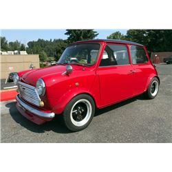 FRIDAY 1990 ROVER MINI MAYFAIR COUPE  JAPANESE MODEL
