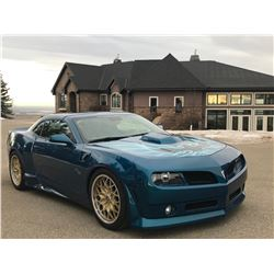 SATURDAY FEATURE 4:30PM 2010 TRANS AM HURST
