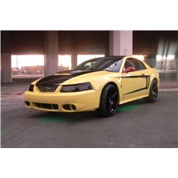 2004 FORD MUSTANG CUSTOM COUPE