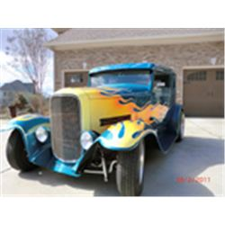 SATURDAY FEATURE 1931 VICTORIA STREET ROD