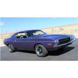1970 DODGE CHALLENGER RT 440 6 PACK