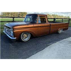 1965 FORD F250 CUSTOM PICKUP