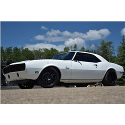 SATURDAY FEATURE 1968 CHEVROLET CAMARO PRO TOURING LS3 FUELIE