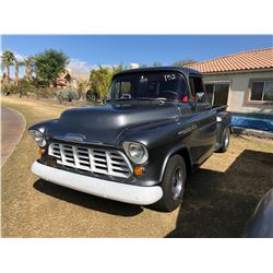1956 CHEVROLET 3100 TASK FORCE TRUCK