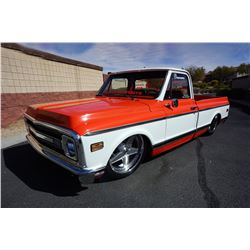 1969 CHEVROLET C10 CUSTOM PICKUP INCREDIBLE BUILD