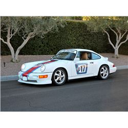 1990 PORSCHE 911 964 COUPE MARTINI RACING EDITION
