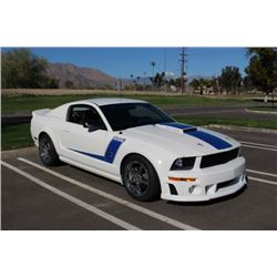 2008 FORD MUSTANG  ROUSH 428R STAGE 3