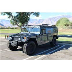1992 HUMMER H1 LIMITED EDITION