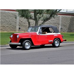 1948 JEEP WILLYS JEEPSTER