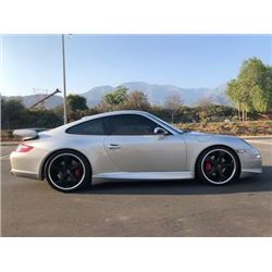 FRIDAY 2005 PORSCHE 911 S COUPE