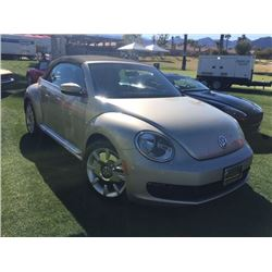 FRIDAY 2013 VOLKSWAGEN BEETLE