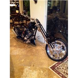 SATURDAY FEATURE 2:30 PM 2014 MICHAEL GODARD GANGSTER CHOPPER AMAZING ONE OF A KIND BUILD