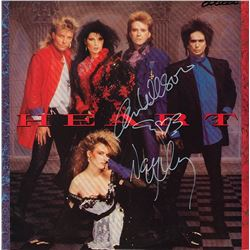 Heart Sisters signed 1984 Album