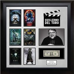 Guillermo del Toro Signed Dollar Collage