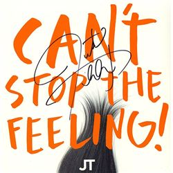 Can't Stop The Feeling Album