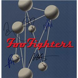 "Foo Fighters ""The Colour and the Shape"" Signed Album"