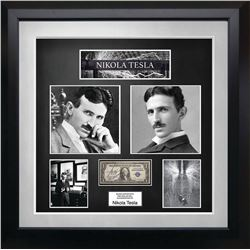 United Stated Silver Certificate Signed by Nikola Tesla