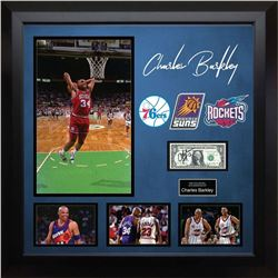 United States Federal Reserve Note Signed by Charles Barkley