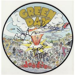 """Green Day """"Dookie"""" Signed Picture Disc"""