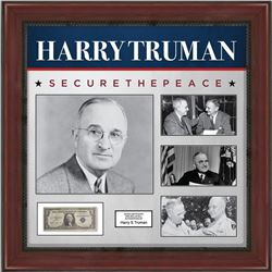 United Stated Silver Certificate Signed by Harry S. Truman