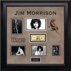 United Stated Silver Certificate Signed by Jim Morrison