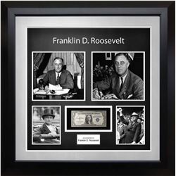United Stated Silver Certificate Signed by Franklin D. Roosevelt