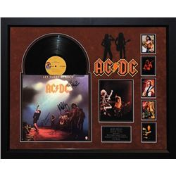 """AC/DC """"Let There Be Rock"""" Signed Album"""