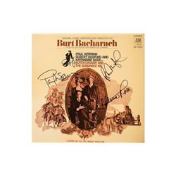 Butch Cassidy and the Sundance Kid Signed Soundtrack