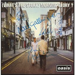 Oasis (What's The Story) Mornin Glory? Album