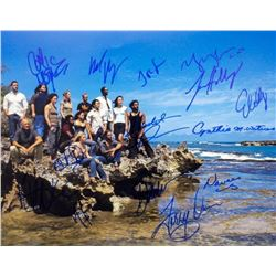 Lost Signed Photo