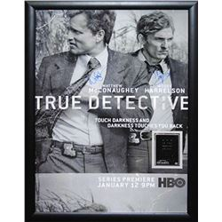 True Detective Season 1 Signed Poster
